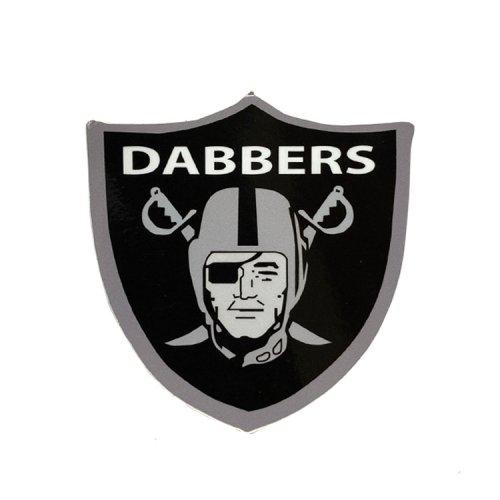 【メール便対応】ステッカー - Dabbers Raiders
