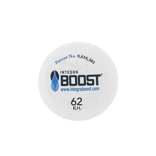 【メール便対応】 Integra Boost 62% Round 45mm 調湿剤 10枚入り