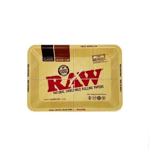 【メール便対応】 RAW メタルローリングトレイ ミニ