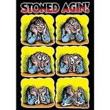 ポスター - STONED AGIN