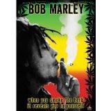ポスター - BOB MARLEY SMOKE