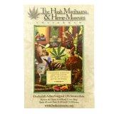 【メール便対応】 ステッカー - Hash Marihuana & Hemp Museum