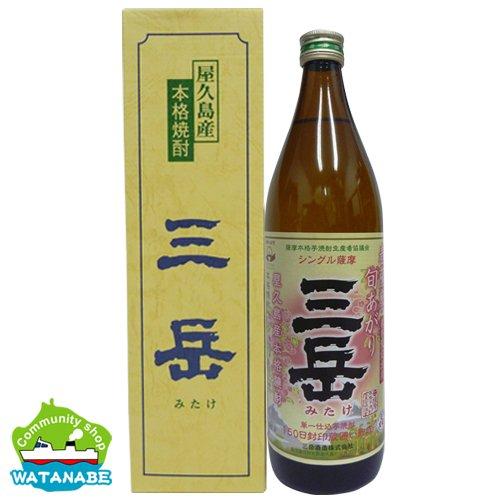 三岳旬あがり900nl(化粧箱入)
