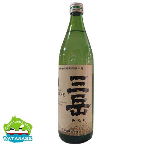 三岳ジョイホワイト900nl(化粧箱入)屋久島限定