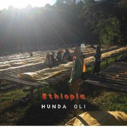エチオピア 【ジンマ】 フンダ・オリ ナチュラル フレンチロースト(200g)