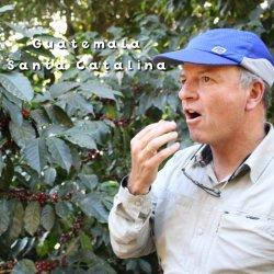 グァテマラ「サンタカタリーナ農園」 HAB  フレンチロースト(200g)
