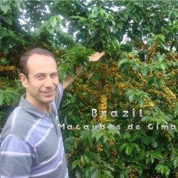 ブラジル「マカウバデシーマ農園」ボイアナチュラル フレンチロースト(200g)
