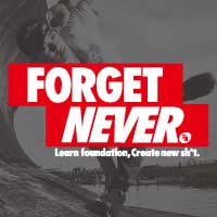 FORGET NEVER
