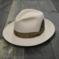 GANGSTER HAT [Beige]