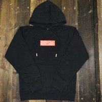 [SUPER SALE/20%OFF]AnotA GOX 12oz Hoodie[BLK HOODIE/RED BOX]