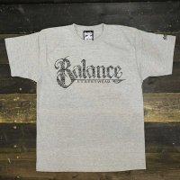 BALANCE STREET WEAR BANDANA T-2 T-shirts[GREY]