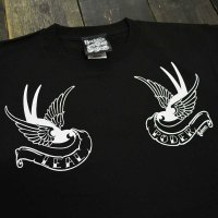 BALANCE STREET WEAR SWALLOW T-Shirts[BLACK]