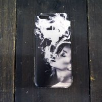 iPhone Case RIRI SMOKE / iPhone5,5S / iPhone6,6S,6Plus