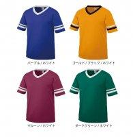 Augusta 360 Adult Sleeve Stripe  Jersey 刺繍・プリント対応