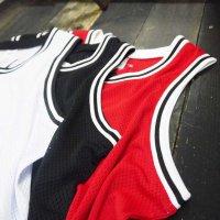 [ IMPORT ] BASKETBALL MESH TOPS - バスケットボール シャツ (オリジナルプリント/刺繍対応)