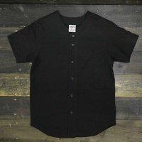[ SHAKA ] COTTON HEAVY WEIGHT BASEBALL SHIRTS - シャカ コットン ベースボールシャツ (プリント対応)