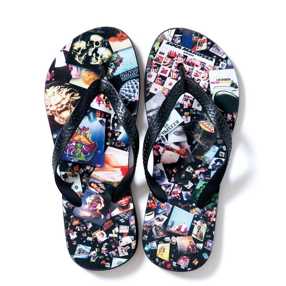 APPLEBUM Sampling Sports Beach Sandal