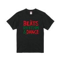 DC CLOTHING BEATS RHYTHM & DANCE T-SHIRTS