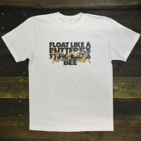 DC CLOTHING B AND BEE T-SHIRTS[WHT]
