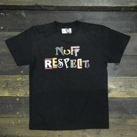 DC CLOTHING NUFF RESPECT  T-SHIRTS[BLK]