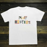 DC CLOTHING NUFF RESPECT T-SHIRTS[WHT] - For HIP HOP DANCER