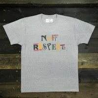 NUFF RESPECT T-SHIRTS[MIX GRAY]