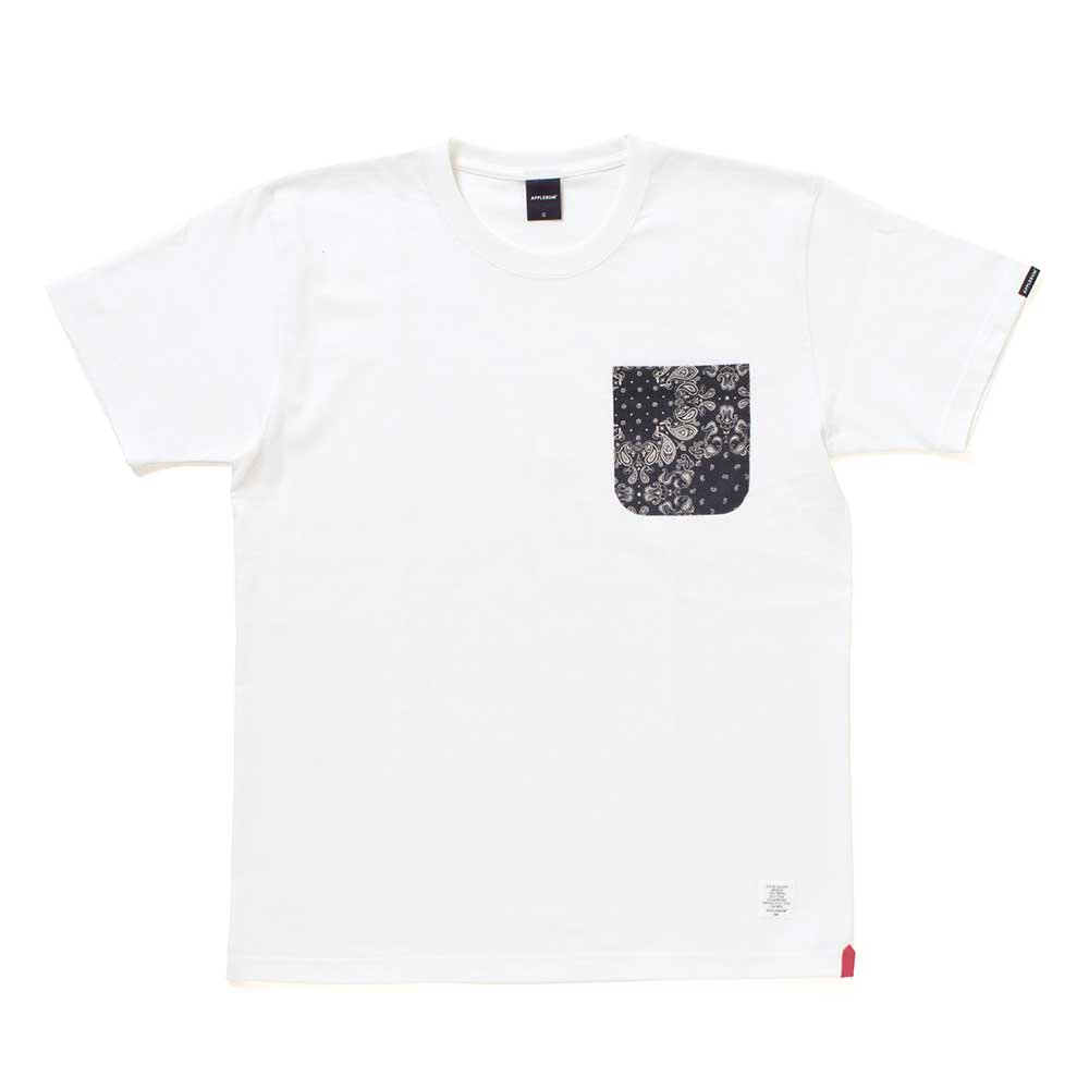 APPLEBUM YaBasta Paisley Pocket T-shi...