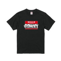 DC CLOTHING Boogaloo T-SHIRTS[WHT]*刺繍 - For POPPER