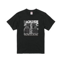 DC CLOTHING THE WAREHOUSE T-SHIRTS[WHT] - For HOUSE DANCER