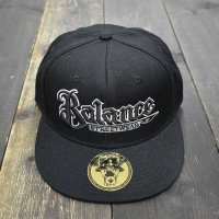 BALANCE STREET WEAR OFFICIAL T-2 SNAPBACK[BLACK]