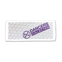 DANCERS COLLECTION GRAFFITI LOGO FACE TOWEL - フェイスタオル