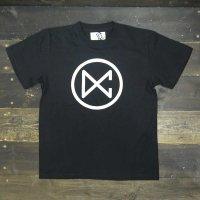 DC CLOTHING CLASSIC CIRCLE LOGO T-SHIRTS[Black]