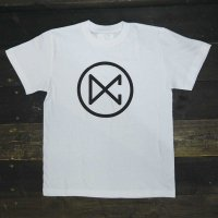 DC CLOTHING CLASSIC CIRCLE LOGO T-SHIRTS[white]