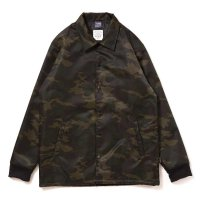 [SUPER SALE/30%OFF!!]APPLEBUM Camo Nylon Coach Jacket[WOODLAND CAMO]