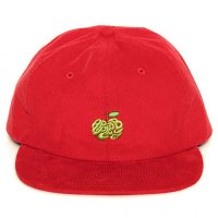 APPLEBUM APPLE CORDUROY CAP[RED] 1820901 - O