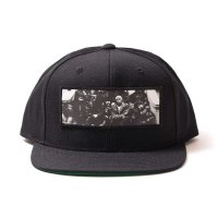 APPLEBUM HERLEM SNAPBACK CAP[BLACK] - 1620903 - O