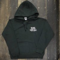 FORGET NEVER  TIE BREAK HOODIE[ESPRESSO]