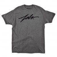 [SUPER SALE/30%OFF]JSLV T-SHIRT SIGNATURE SELECT [PLATINUMHEATHER/BLACK]