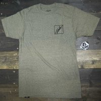 JSLV T-SHIRT GEEZER 3 SELECT [SAGE BLACK HEATHER]