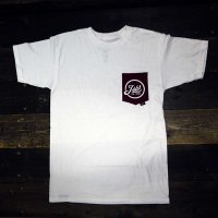 JSLV T-SHIRT T-SHIRT MOTO POCKET [WHITE]
