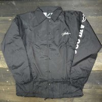 [SUPER SALE/20%OFF!!]JSLV JUS LIV COACH JACKET[BLACK]
