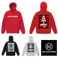 DC CLOTHING DO YOU HAVE A LOCKEY? HOODIE[3COLOR] - For LOCKER