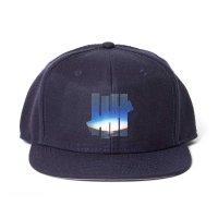 APPLEBUM × UNDEFEATED Summer Madness SNAPBACK CAP[NAVY]