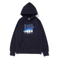 UNDEFEATED × APPLEBUM Summer Madness HOOD SWEAT PARKA[NAVY]