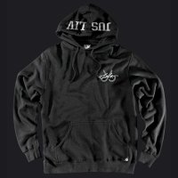 [SUPER SALE/30%OFF!!]JSLV TOGETHER CUSTOM PULLOVER FLEECE[BLACK]