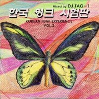 DJ TAQ-1 / KOREAN FUNK EXPERIENCE vol.2