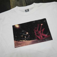 DC CLOTHING MIDNIGHT FUNK T-SHIRTS[WHT]
