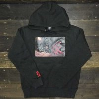 DC CLOTHING MIDNIGHT FUNK HOODIE[BLK]