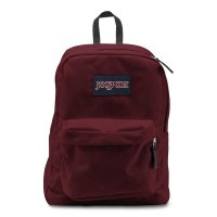 JANSPORT SUPER BREAK  PACK BACKPACK[VIKING RED]