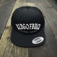 KOB Clothing KING OF BUCK MOVEMENT SNAPBACK [BLACK]
